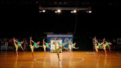 """танцевальное шоу в школе """"Brilliant"""""""